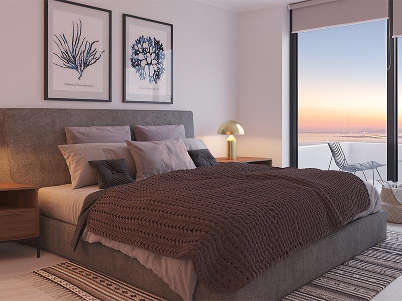 Eco costas dormitorio principal
