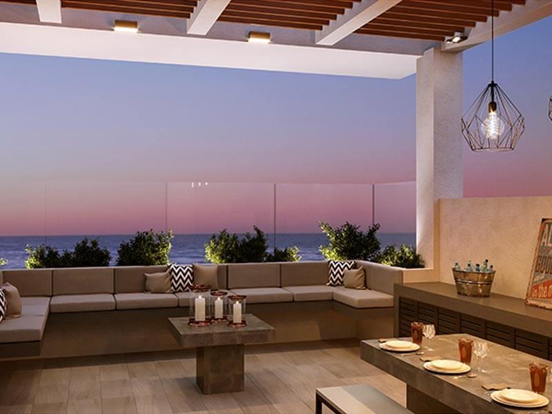 Eco Costas Lounge Panoramico