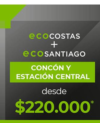 Eco Costas + Eco Santiago