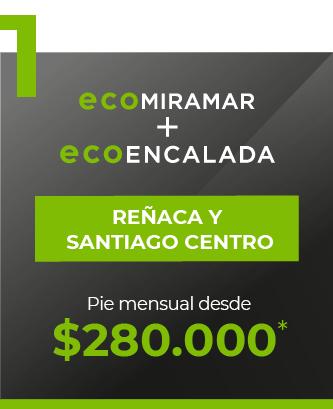 Eco Miramar + Eco Encalada